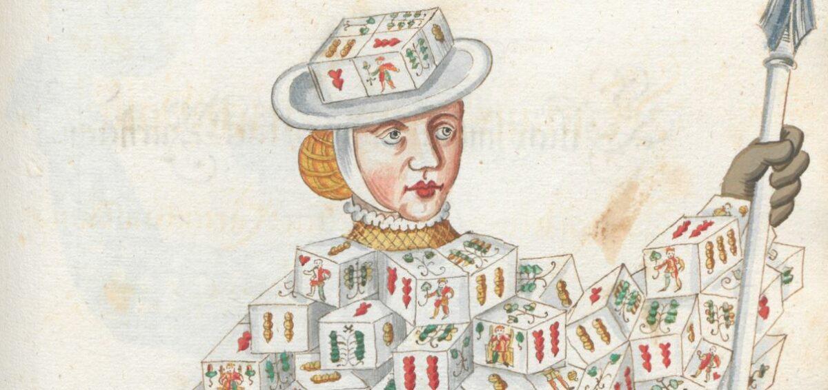 Spielkarten(ver)kleidung