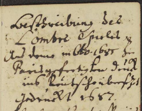 Palamedes Redivivus (1678) und der handschriftliche Anhang des Dresdener/Zittauer Exemplars